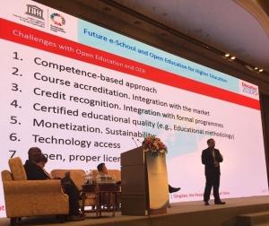 2017-Qingdao-PresentationDaniel-ChallengesOER